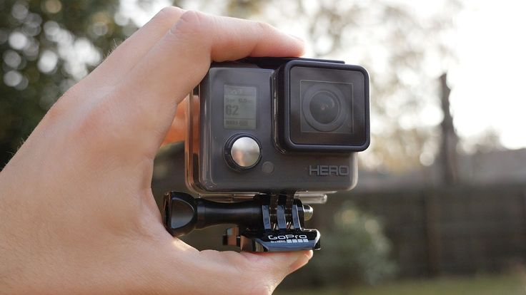 GoPro Hero Plus LCD Terbaru