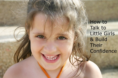 "Self-esteem forms at a very young age, train yourself to talk to little girls in a way that builds their confidence! Great ideas in this blog post from Lisa Bloom, the author of Author of ""Think: Straight Talk for Women to Stay Smart in a Dumbed Down World""."