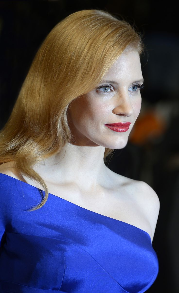 Jessica chastain body