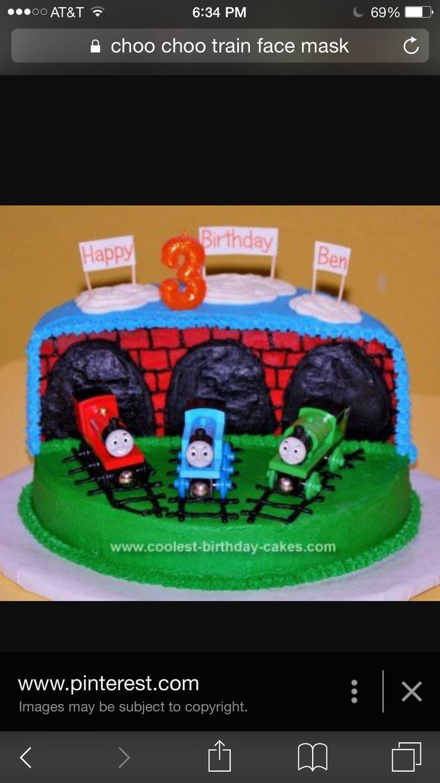 11 Best Drakes 3rd Birthday Images On Pinterest Train Birthday