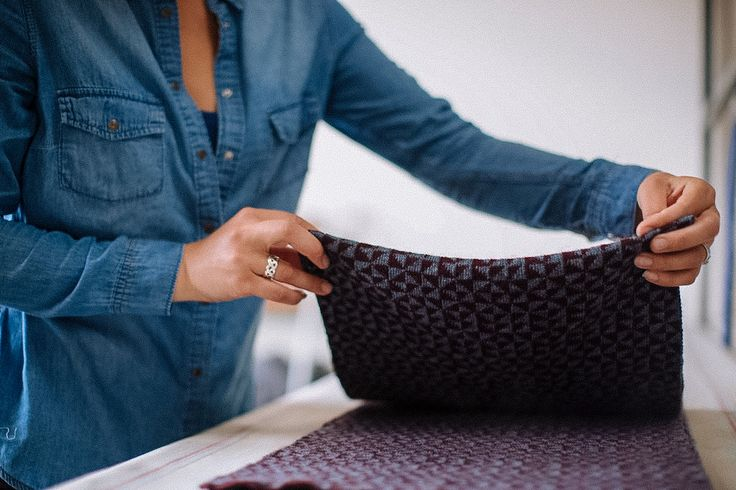 Final finishes | McKernan Woollen Mills | Handmade scarves | Made in Ireland | Irish Design | Mens & Womens Fashion Accessories