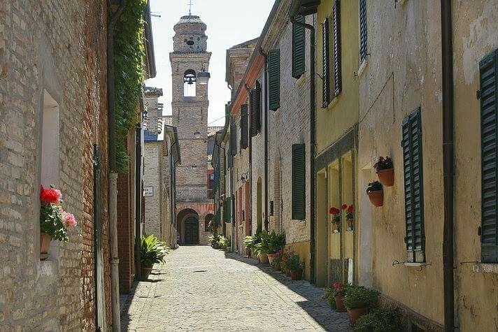 Saludecio in Emilia-Romagna