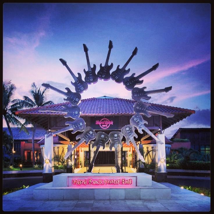 Best Hotels In Bali Tripadvisor: 25+ Best Ideas About Hard Rock Hotel On Pinterest