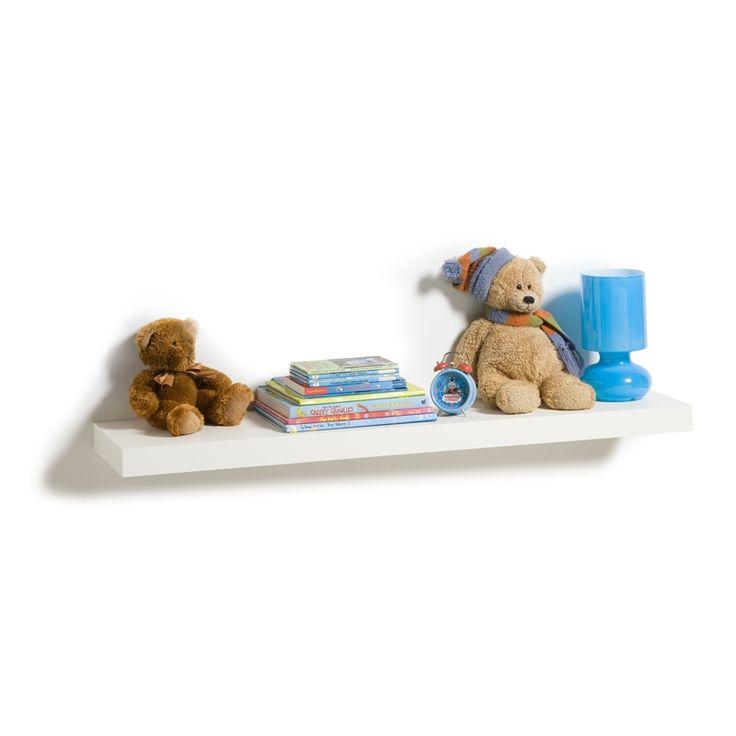 Handy Shelf 1200 x 300 x 16mm White Melamine Shelving I/N 2710141   Bunnings