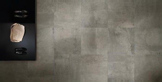 Tegelhuys Gieten / Wijhe • Prachtige nieuwe grijze betonlook in 60x60