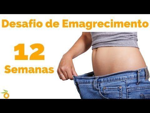Desafio de Emagrecimento – 12 semanas   Nutrição, saúde e qualidade de vida