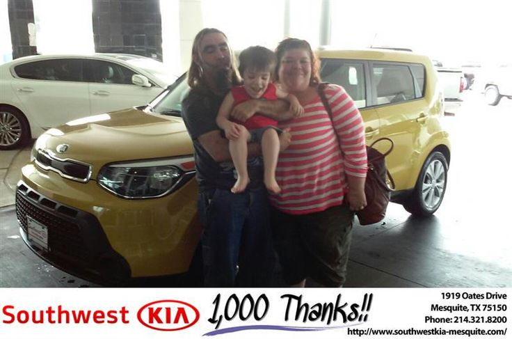 https://flic.kr/p/NpxLrj | #HappyBirthday to Melanie from Mike Stanton at Southwest Kia Mesquite! | deliverymaxx.com/DealerReviews.aspx?DealerCode=VNDX