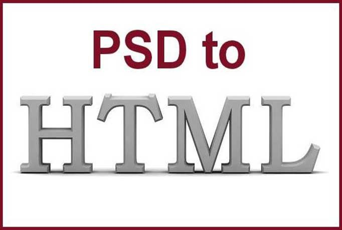 ireenakhter: convert PSD to html with responsive for $5, on fiverr.com