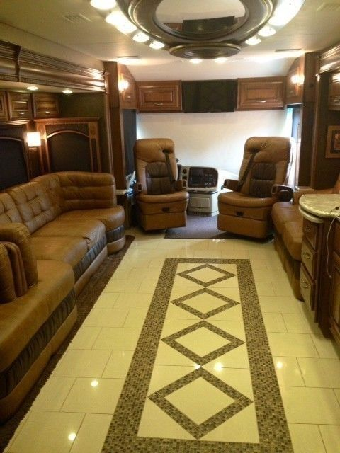 2013 Used Entegra Coach Anthem 44DLQ Class A in Florida FL.Recreational Vehicle, rv, 2013 Entegra Coach Anthem 44DLQ, Custom factory color. One of a kind. Light colors for the warm climates. Good condition. Quality coach-this is our second Entegra Anthem. 2013 Cadillac SRX with tow bar, clear mask and brakes available at additional cost. Also available, open air stacker so you can haul your car plus golf cart, Harley, ATV, small fishing boat or ??.. Trailer will stay in AZ. Sunset Blvd…