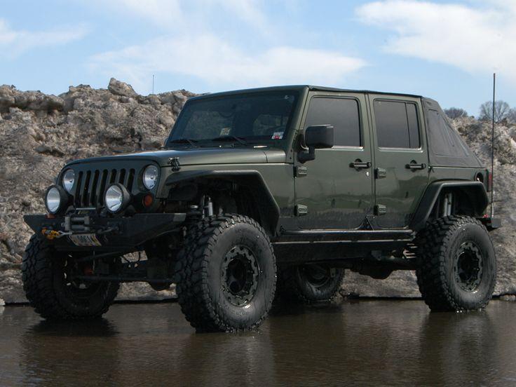 Jeep Wrangler Rubicon Lifted >> beadlock wheels | Jeeps | Pinterest | Jeeps, Wheels and Cars