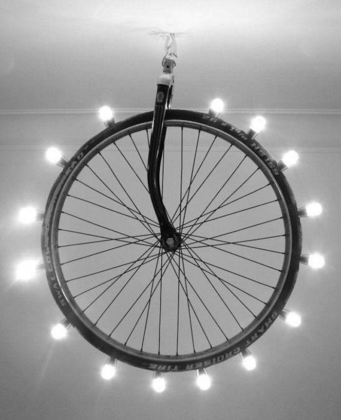 39 Upcycling Ideen Mit Alten Fahrradreifen Altenkronleuchter In