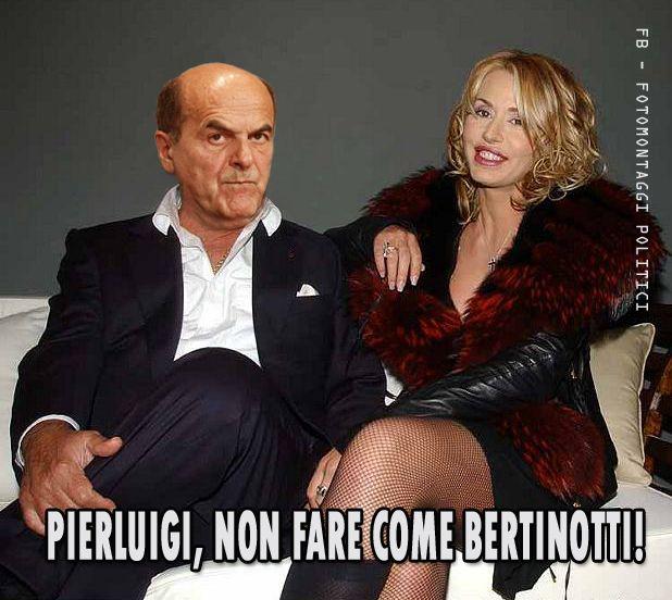 Bersani - Come Bertinotti?