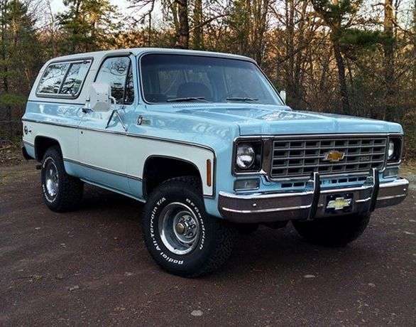 48 best k5 jimmy images on pinterest chevy blazer k5 General motors jeep