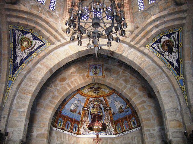 Iglesia+Votiva+de+Panxón+(3).JPG (640×480) Antonio Palacios