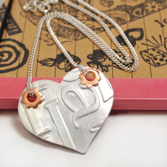 Recycled Jewelry - From Aluminum Cans