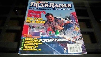 NASCAR TRUCK RACING MAGAZINE JANUARY 1997