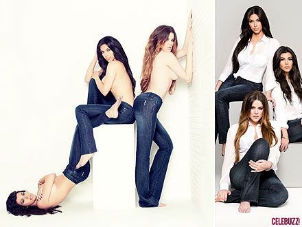 Kardashian Kollection denim line for Sears