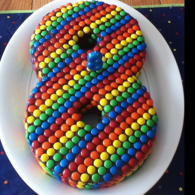 Afro circus! Polka dot polka dot circus!   8 yr old birthday cake