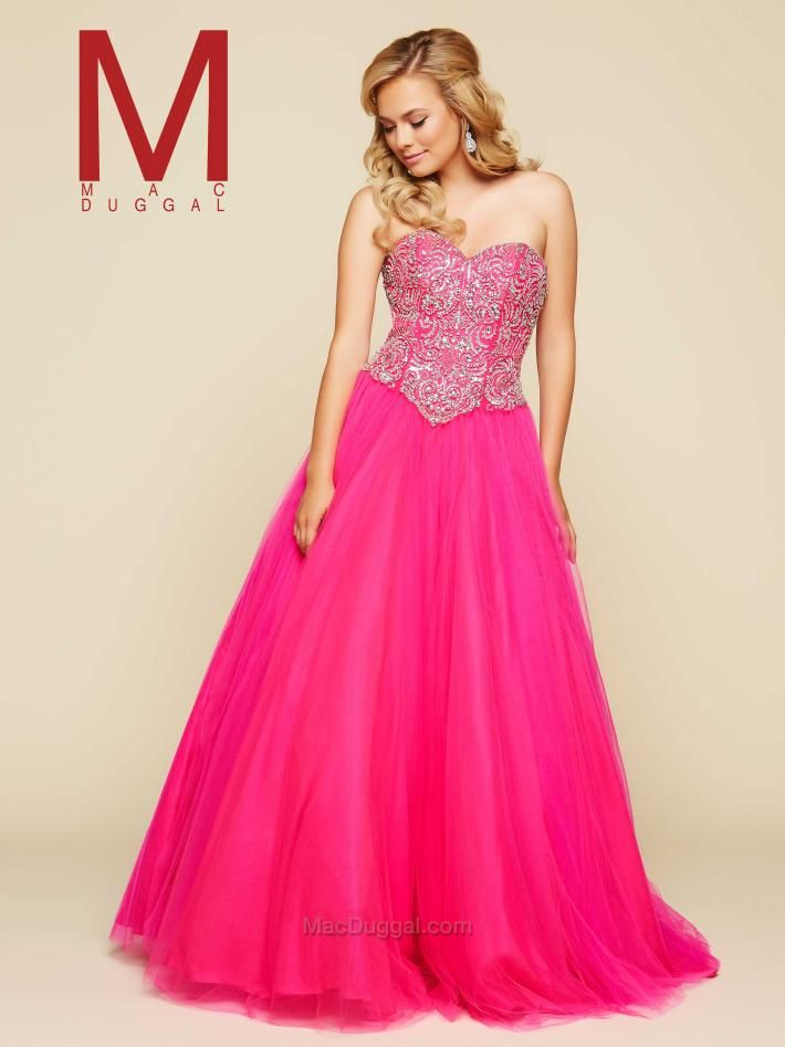 The 107 best Ball Gowns 2018 images on Pinterest | Mac duggal, Gown ...