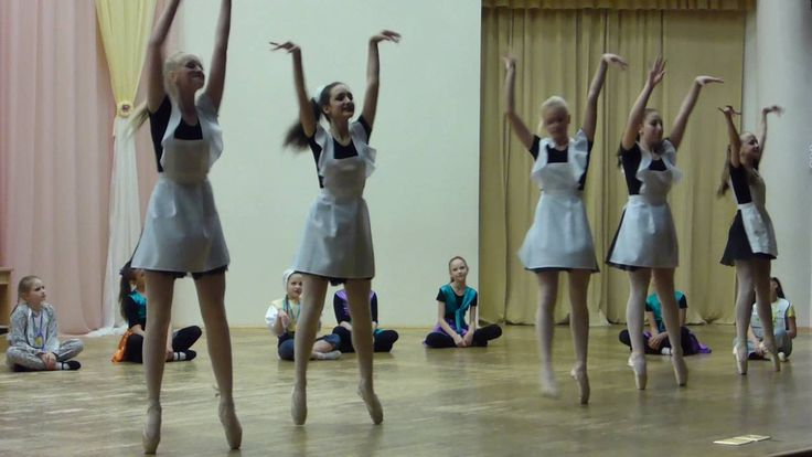 Топ топ. ДМШ 71 Москва, студия танца Луч солнца
