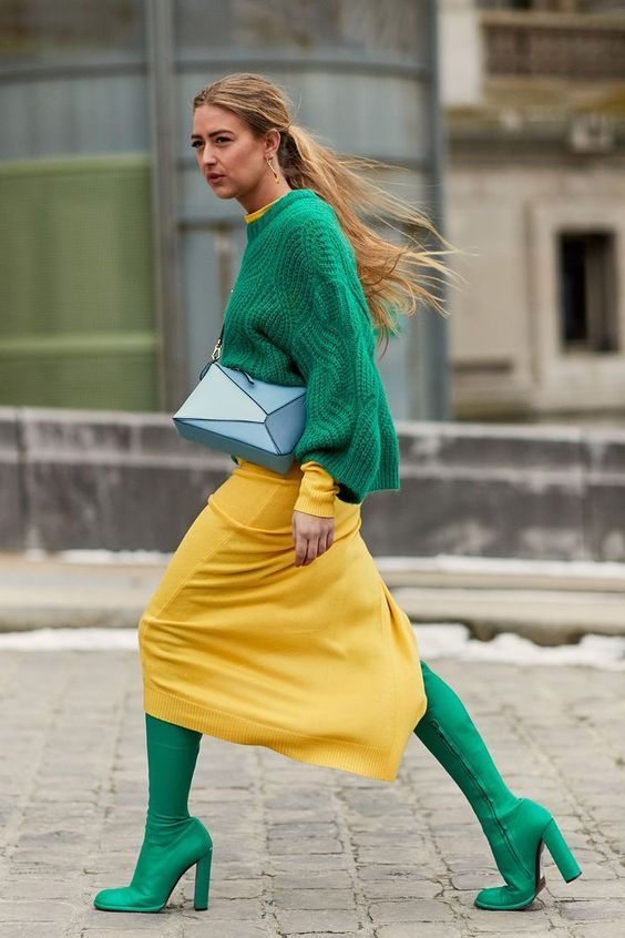 Fashion Trends. The colors of Brazil. #Fashion