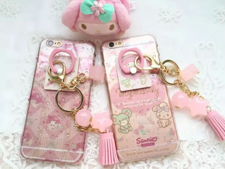 Cheap case for samsung galaxy w i8150, Buy Quality phone case for blackberry directly from China case porsche Suppliers: Binary star RING holder Pink hello kitty cute kawaii phone cases for iphone 6 6s 6plus 6splus tassel rope phon
