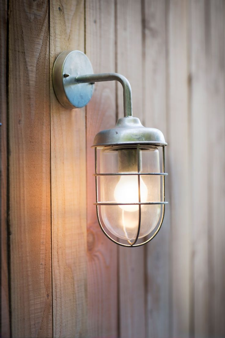 Our Harbour Light was partly inspired by the caged passage lights used on ships the world over, or indeed on harbour walls.