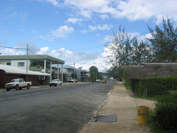 Luganville,Espiritu Santo, Vanuatu