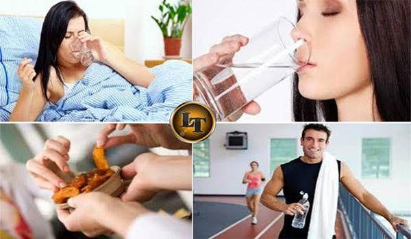 Inilah 7 Waktu Paling Nikmat Minum Air Putih Setiap Harinya