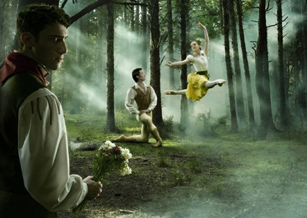 The TelstraClear Season of Giselle featuring the Auckland Philharmonia Orchestra and Royal New Zealand Ballet
