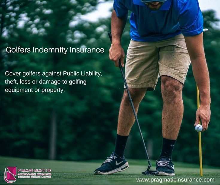 Golfers Indemnity Insurance - Cover golfers against Public Liability, theft, loss or damage to golfing equipment or property.   #GolfersIndemnity #Policy #Insurance #InsuranceBrokingServices #InsuranceCompanies #InsuranceHyderabad #PragmaticInsurance