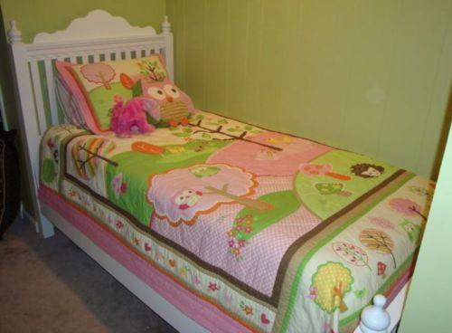 Owl Bedding Comforter Set ~ Tokida for . : circo quilt - Adamdwight.com