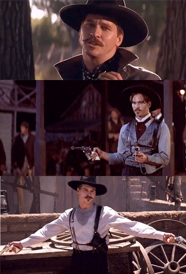 in the movie tombstone friendship comes The center of the film to cosmatos was the loyalty and friendship between wyatt and tombstone premiered in movie theaters six months before costner and kasdan.