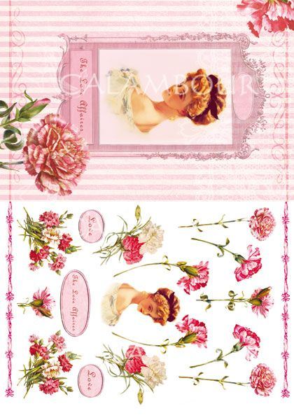 DGR 216 SHABBY COLLECTION PRINTED ON MULBERRY PAPER DGE 216 SHABBY COLLECTION PRINTED ON EASY PAPER