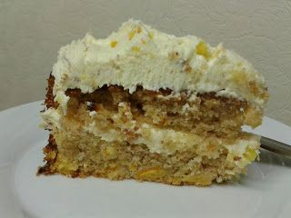 Hijacked By Twins: Spiced St Clements Cake