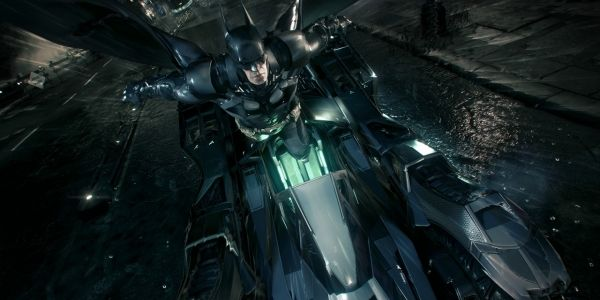 Batman Arkham Knight trailer gives first glimpse of PS4exclusive content -