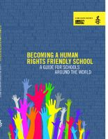 HumanRightsFriendlySchool
