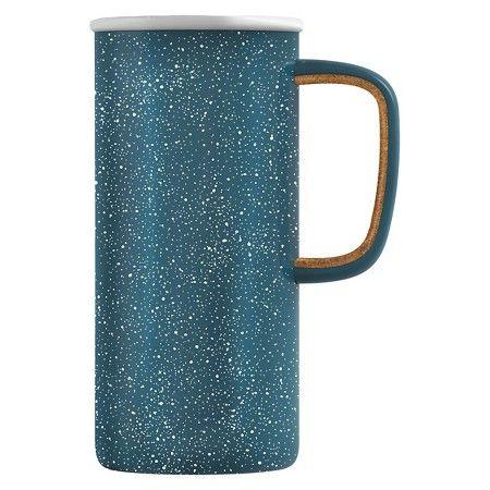 Ello Campy Travel Mug 16oz Stainless Steel - Avalon Sea : Target
