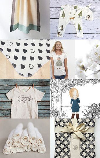 Organic Cotton. by Brittany on Etsy--Pinned with TreasuryPin.com