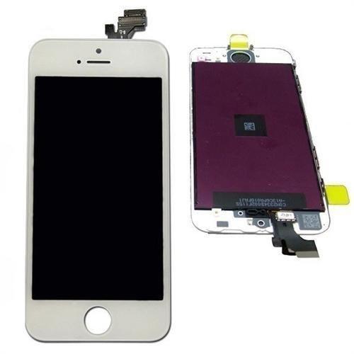 OriginaErsatz Display für iPhone 5 mit RETINA LCD Touchscreen Glas Komplett Weiß