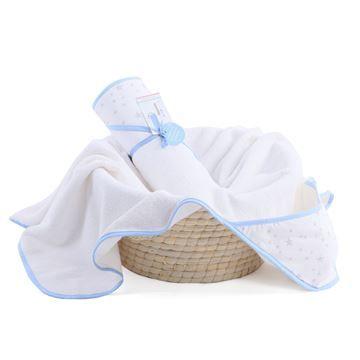 ColorStories Badehåndklæder Blue