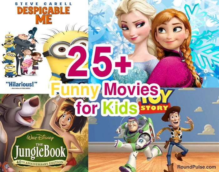 Holidays and your kids are boring ? We collect amazing and best funny movies for kids to entertain, Laugh and enjoy his or her holidays 2016.