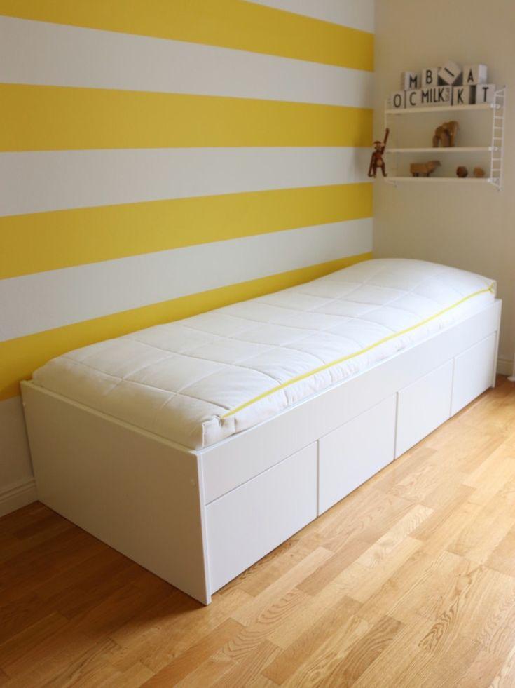 Sänky siistiksi AVA Room -päiväpeitteen avulla!