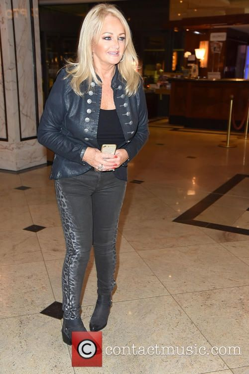 Bonnie Tyler at the After show party for German ZDF Live TV Show 'Willkommen bei Carmen Nebel' held at Maritim...