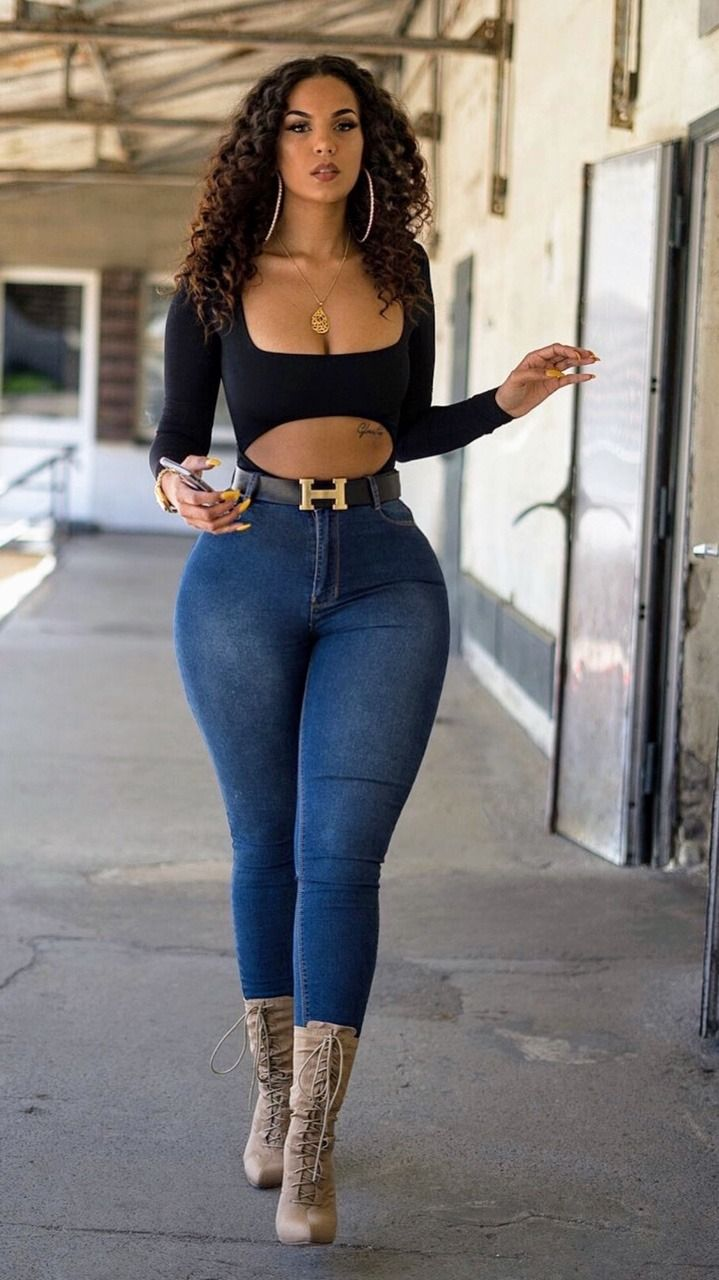 Jeans For Women With Thick Thighs