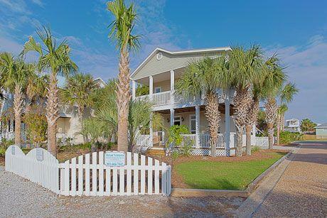 Destin, Florida beach house rental...