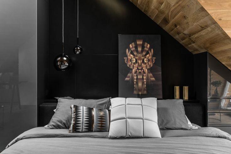 Okrezna Attic by Raca Architekci