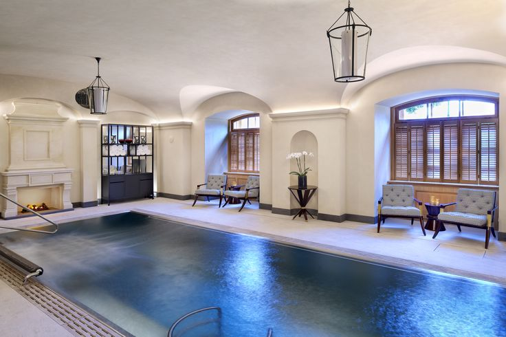 AVA Spa by Four Seasons - Vitality pool
