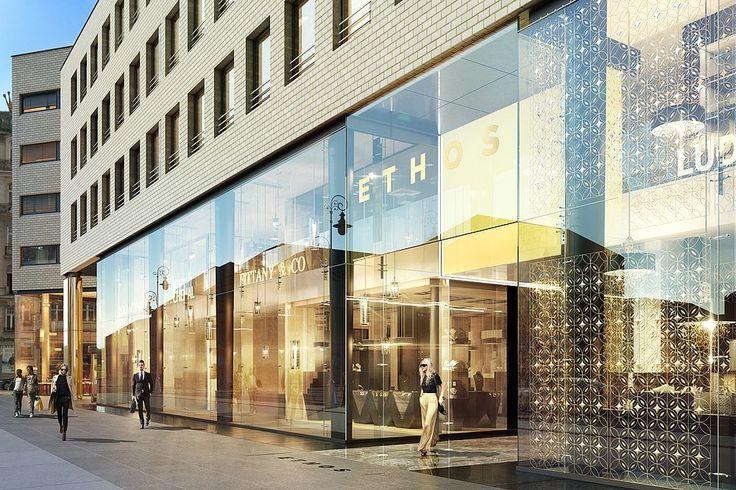 PORR wybuduje w Warszawie kompleks biurowo-biznesowy ETHOS | Buildings.pl
