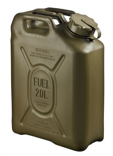Rampart | Scepter - 5 Gallon Fuel Can (Diesel) - Field Drab | Canada's Leading Supplier of Operational Equipment